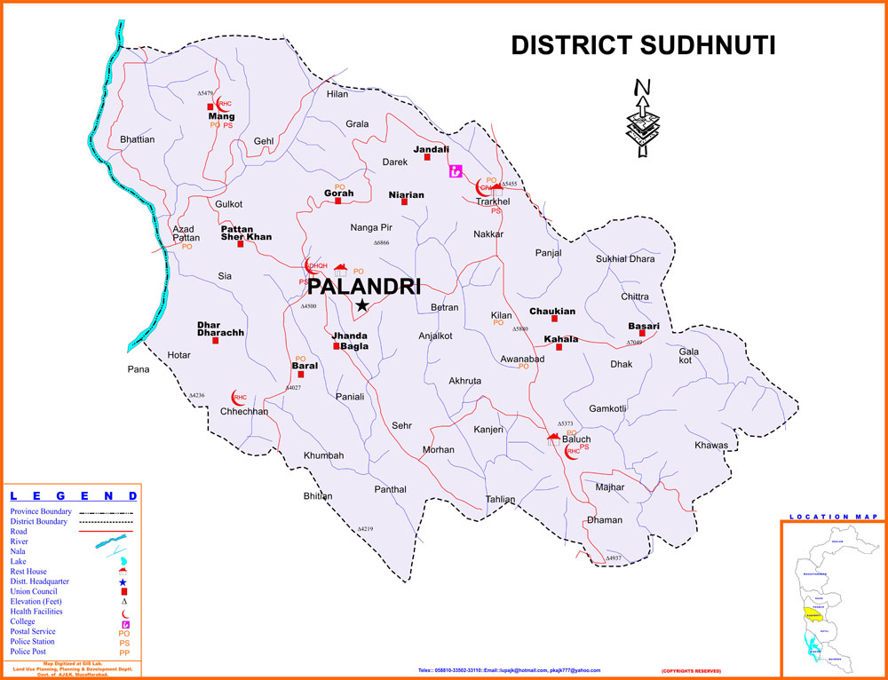 Map-of-District-Sudhnuti-Azad-Kashmir