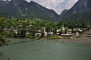 Sharda-Neelum-valley