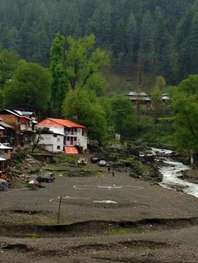 Gaash-Valley_Guest_house-Sharda-Neelum_valley_Exterior_View