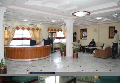 Gulf-palace-hotel-rawalakot-reception