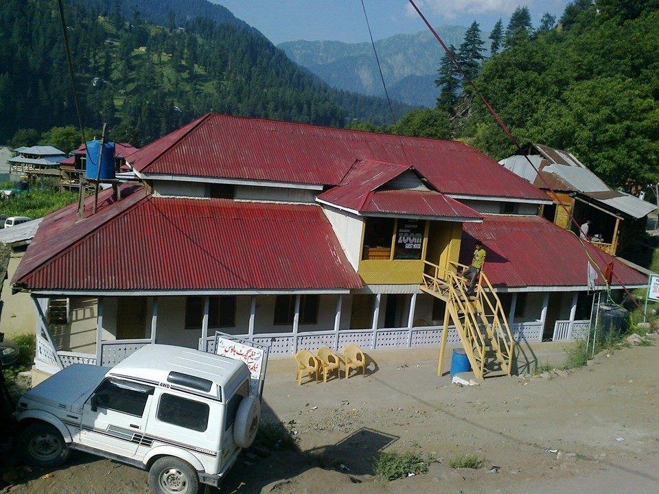 zoom-guest-house-sharda-neelum-valley-arieal-view