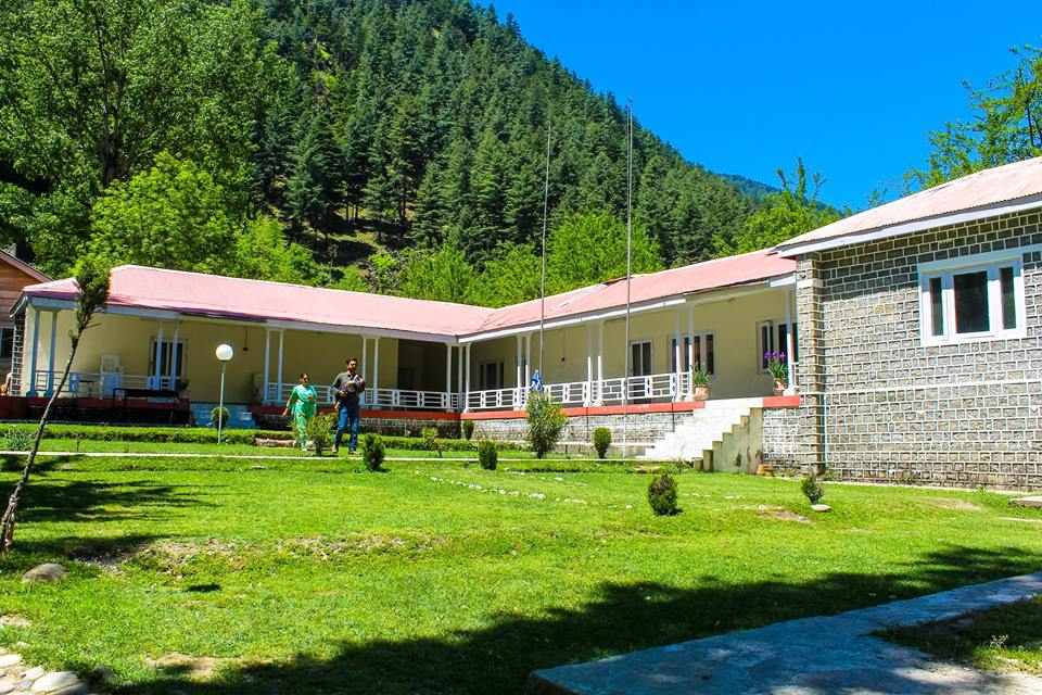 PTDC-Tourists-Lodges-Keran-Tourism-Exterior-Guest-House