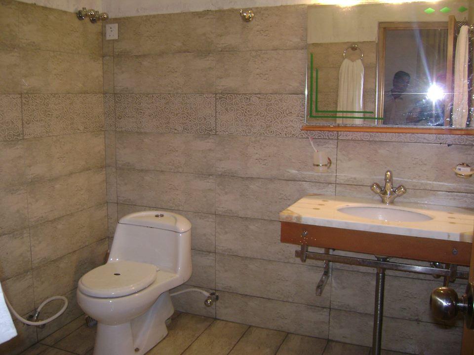 Green Village View Resort Interior