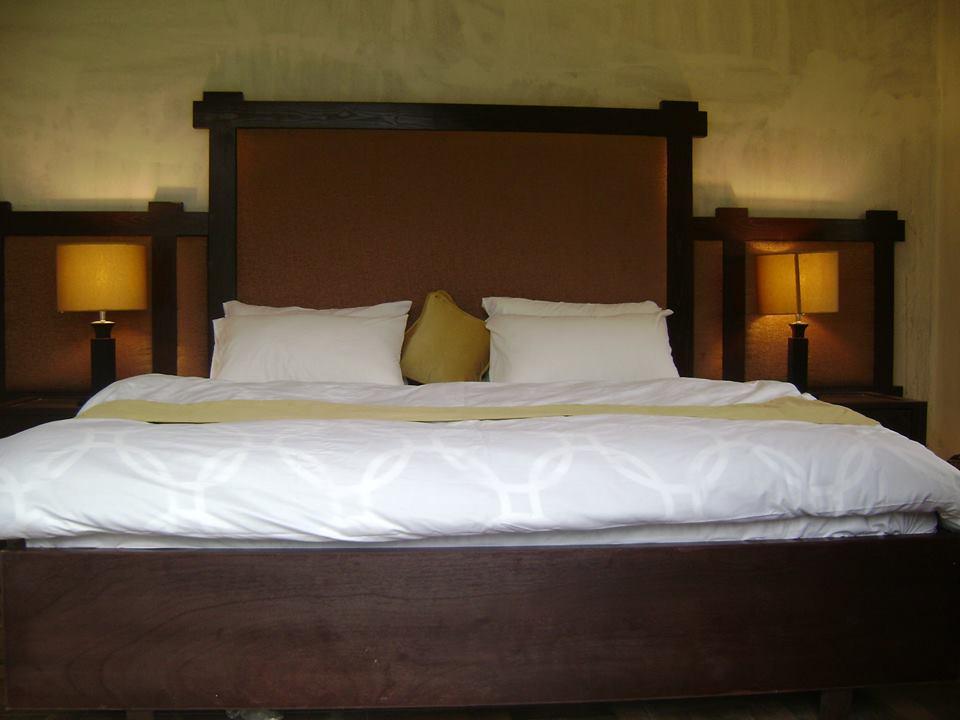 Green-village-Resort-view-Bed-Room-