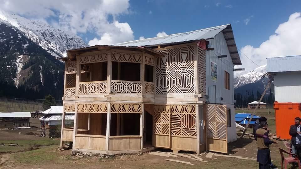 Arrang-kel-Dream-Valley-Guest-House-Exterior