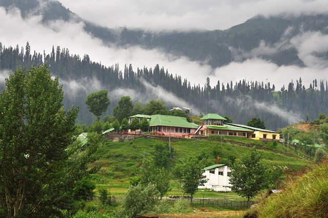 upper neelum ajk neelum valley tour operators rest house