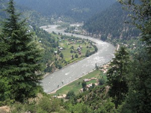 keran rest house neelum vally azad kashmir ajk tourism ajk tour operators
