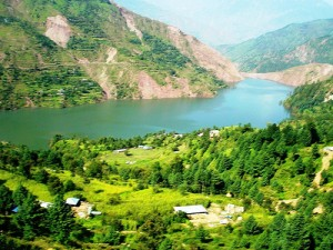 Zilzaal Lake Chakar Jhelum Valley.