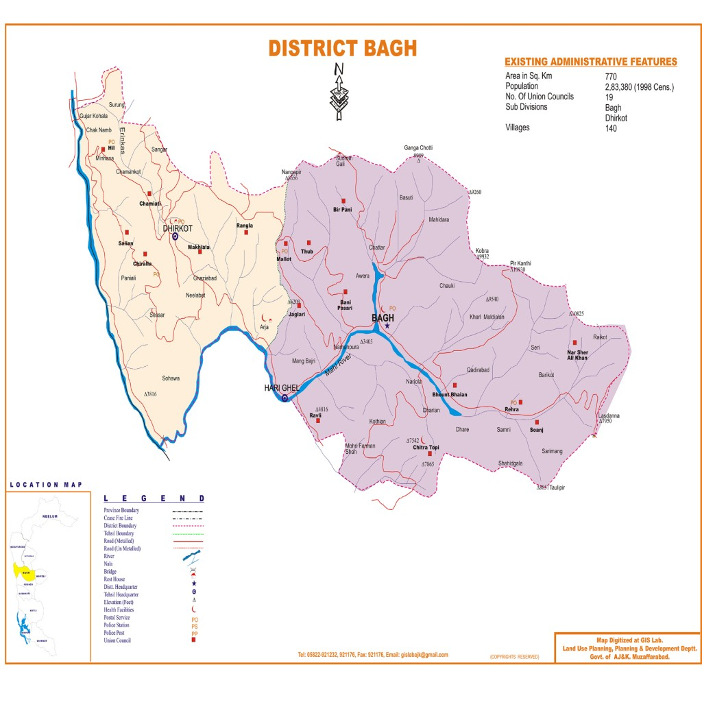 Map-of-District-Bagh-Azad-Kashmir
