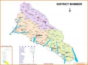 Map-of-District-Bhimber-Azad-Kashmir