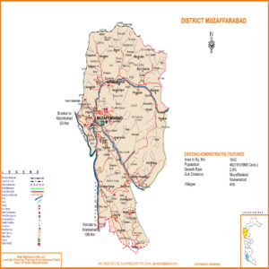 Map-of-District-Muzaffarabad-Azad-Kashmir
