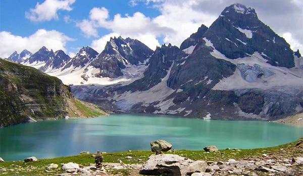 Chitta-Katha Lake