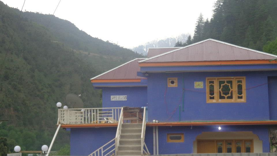 Sweet-dream-guest-house-kutton-neelum-valley-FrontView