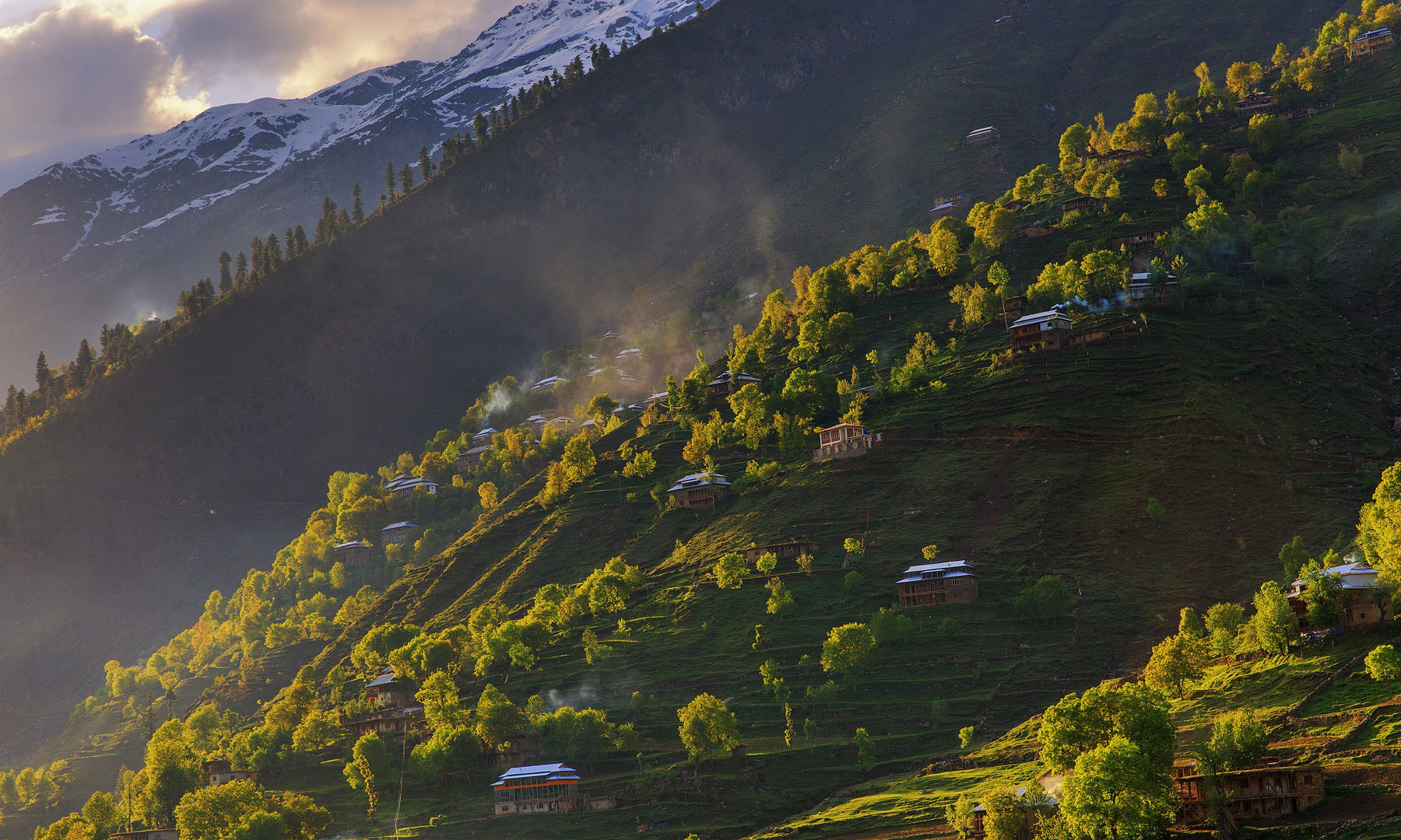 Places to Visit in Banjosa Rawalakot and hotels booking