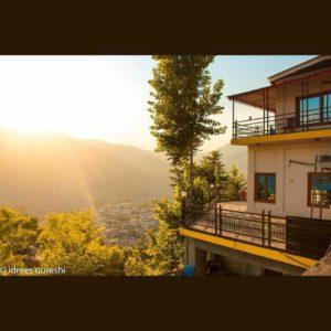 Oriental-view-guest-house-Kel-Neelum-Valley-Exterior-View