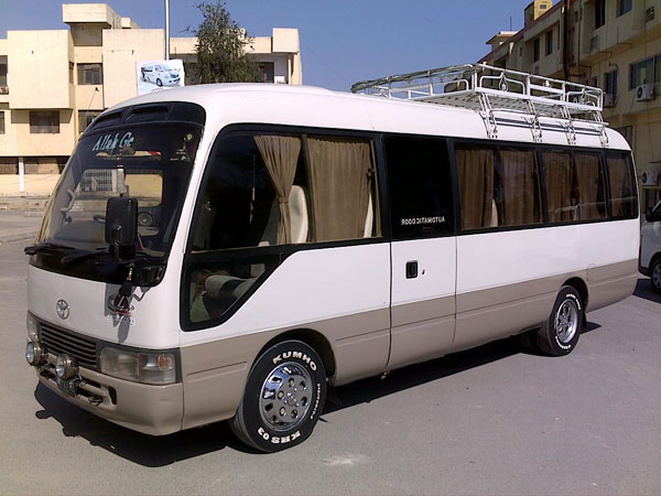 Islamabad Car Rental Chauffeurs