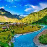 Zilzaal Lake Chakar Jhelum Valley