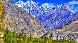 Mountains of Pakistan - Northern Areas of Pakistan