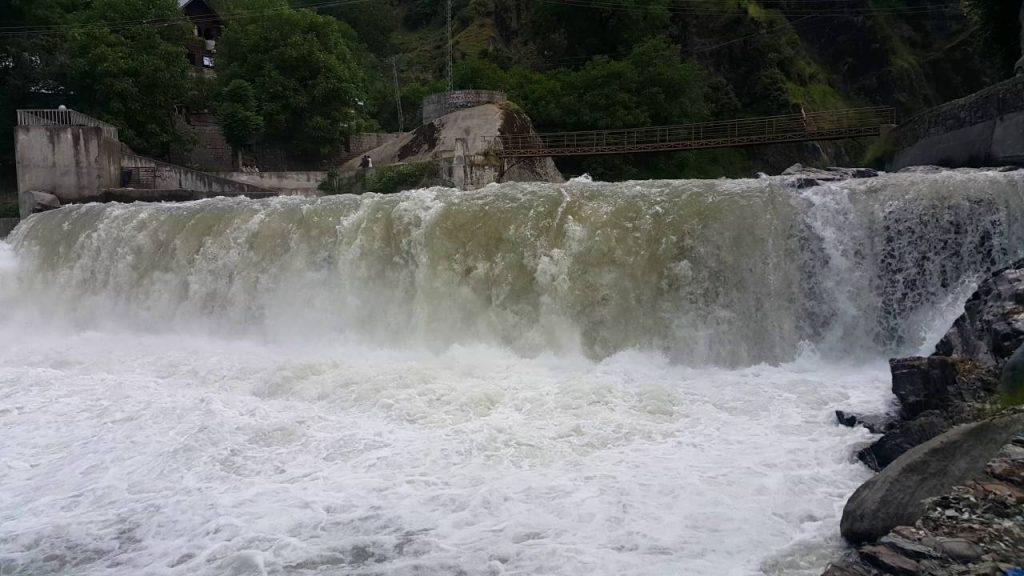 Kutton Waterfall Kundal Shahi