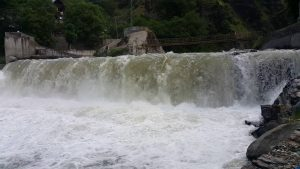 Kutton Waterfall Kundal Shahi