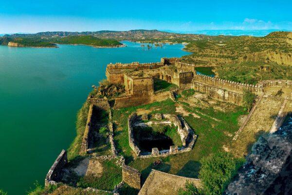 Ramkot Fort Mangla