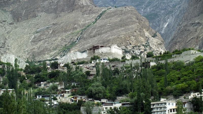 Karimabad Village Hunza GB Pakistan