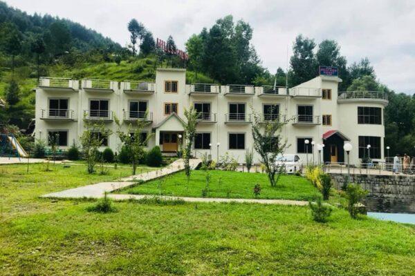Hills View Resort Chikar