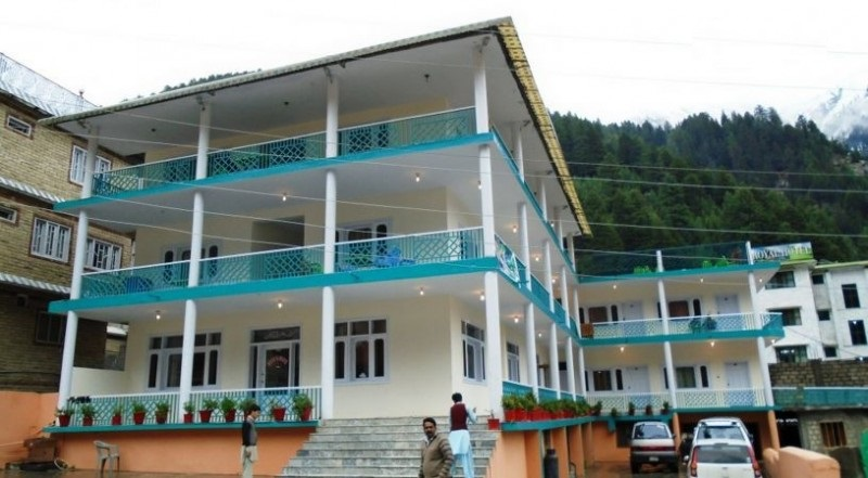 Security Guarded Complex Accommodation In Naran