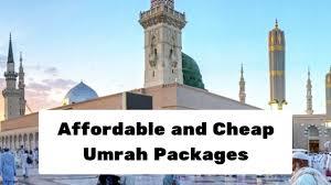 Umrah packages