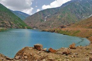 Attabad Lake Upper Hunza, Gilgit-Baltistan