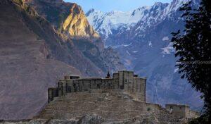 Altit Fort Karimabad Hunza