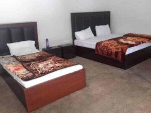 Arcadian Lodges Triple Bed
