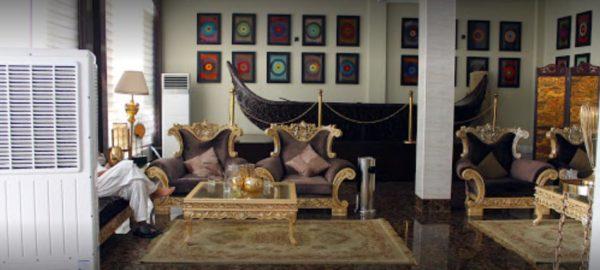 Burj Al Swat Sitting