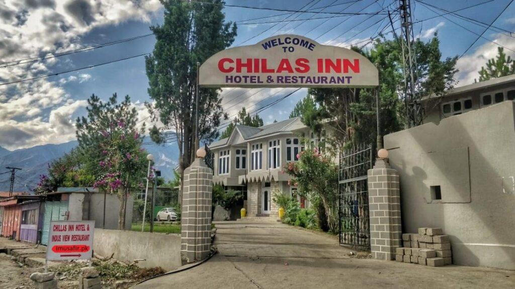 Chilass inn Hotel_Exeterioir