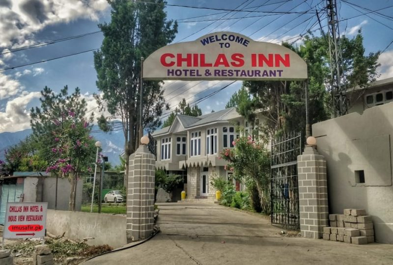 Chilass inn Hotel_Exeterioir