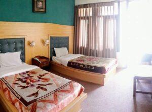Deluxe Room Hunza View Hotel