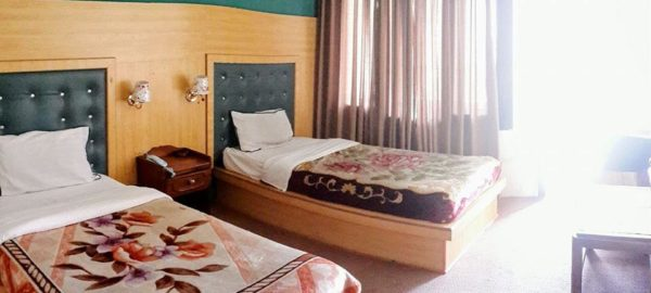 Deluxe Room Hunza View Hotel