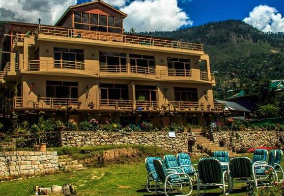 Green Village Resort Keran Feature