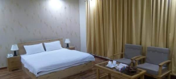 Hotel Himalaya Skardu master