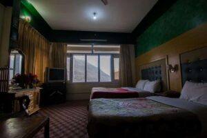Hunza View Hotel Deluxe Room