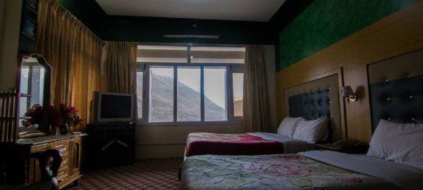 Hunza View Hotel Deluxe Room