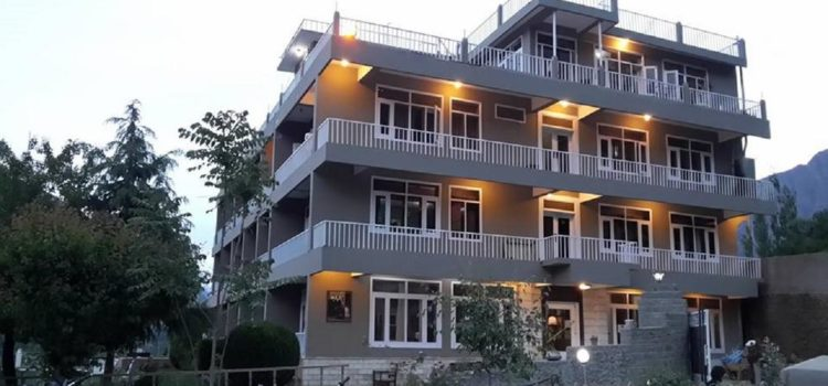 Hunza View Hotel Exterior