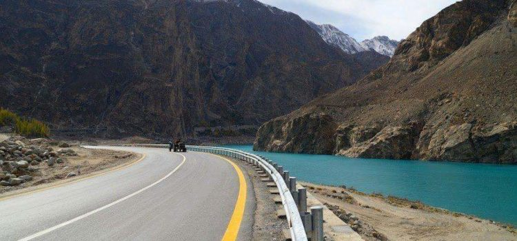 Karakarom-Highway-and-Attabad-Lake-Hunza