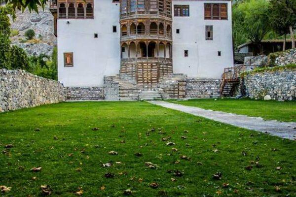 Khaplu-fort