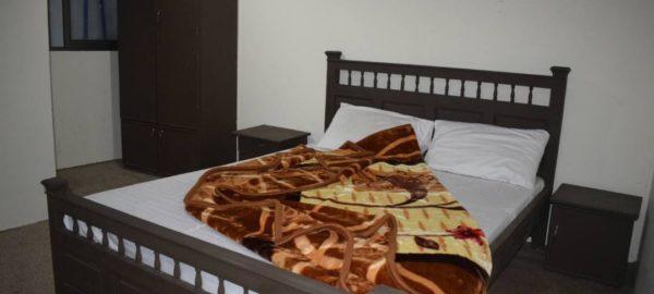 Li Grand Hotel Naran Master Bed