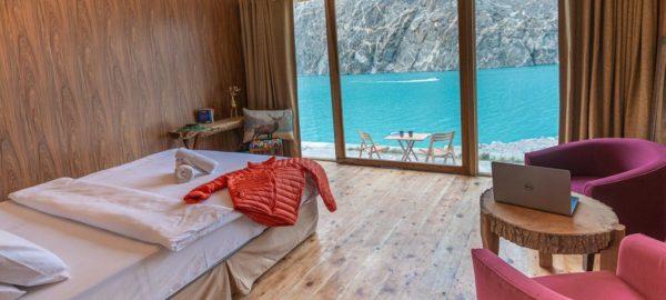 Luxus Hunza Resort Room
