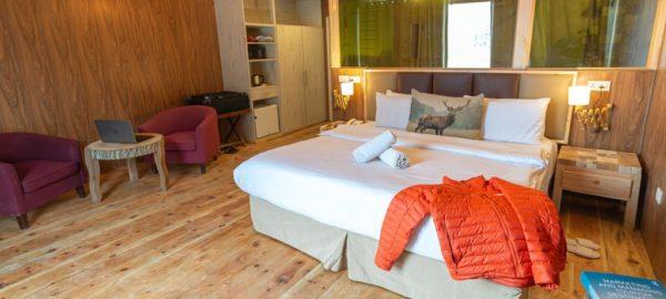Luxus Hunza Resort rOOM2