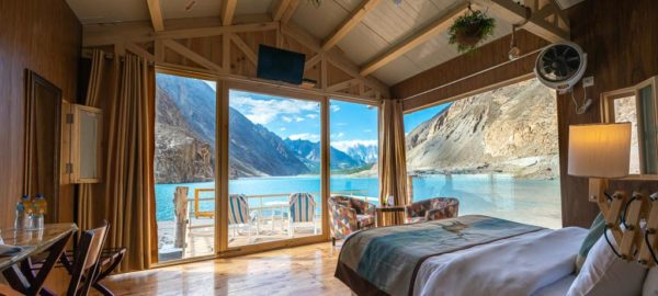 Luxus Hunza Room