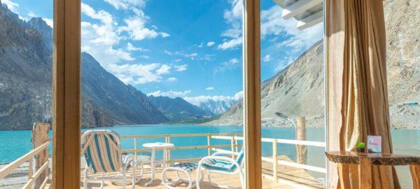 Luxus Hunza View