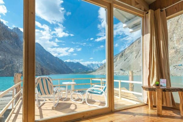 Luxus Hunza View